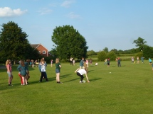 Group rounders night